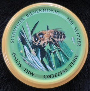 Bienehonig Honig Waldhonig