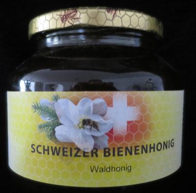 Schweizer Waldhonig Honig Bienenhonig