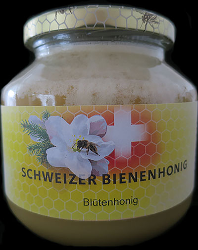 Schweizer Blütenhonig Bienenhonig Honig